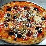 Pizza Calabria Etnica